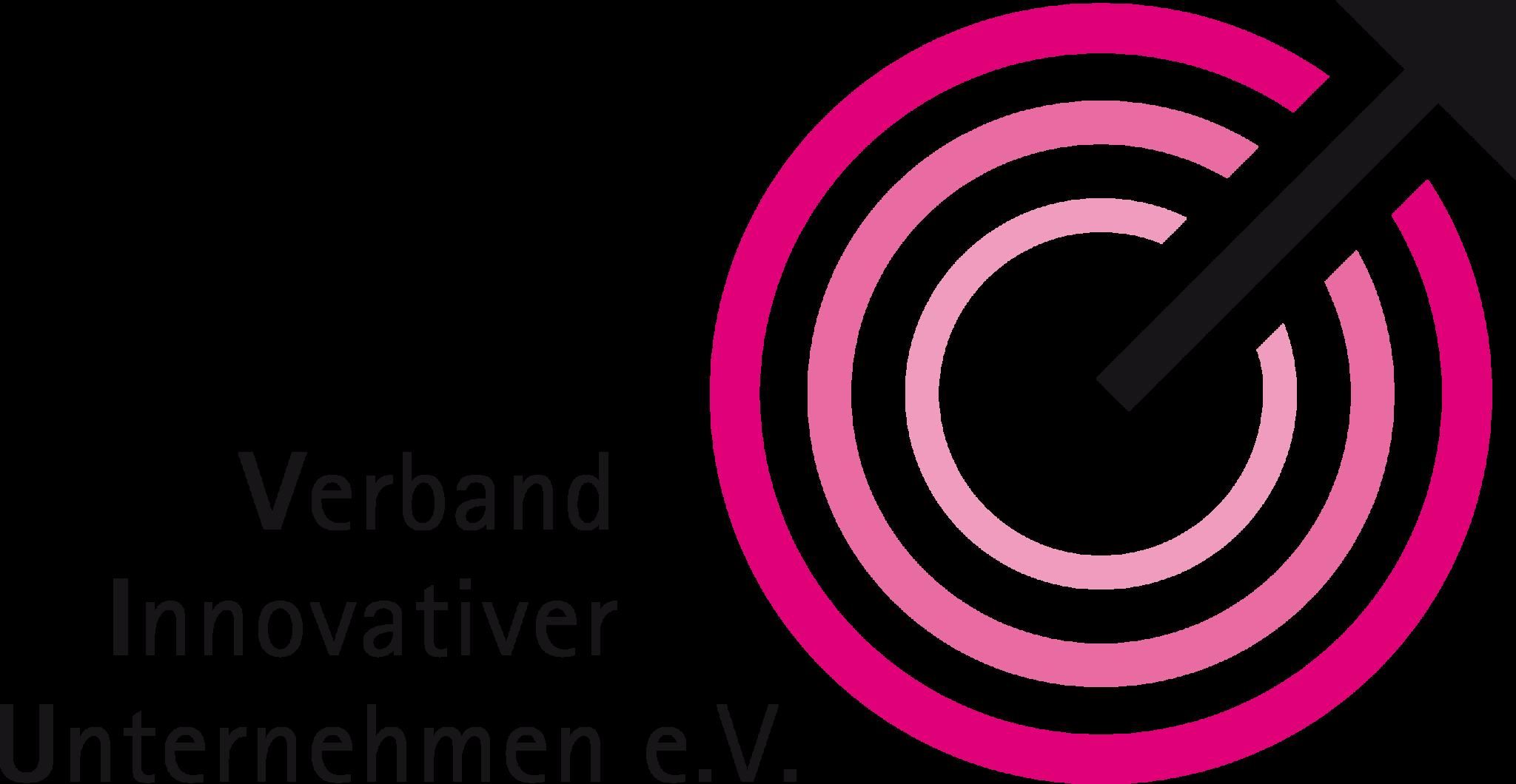 Das Logo des Verbands Innovativer Unternehmen e.V.